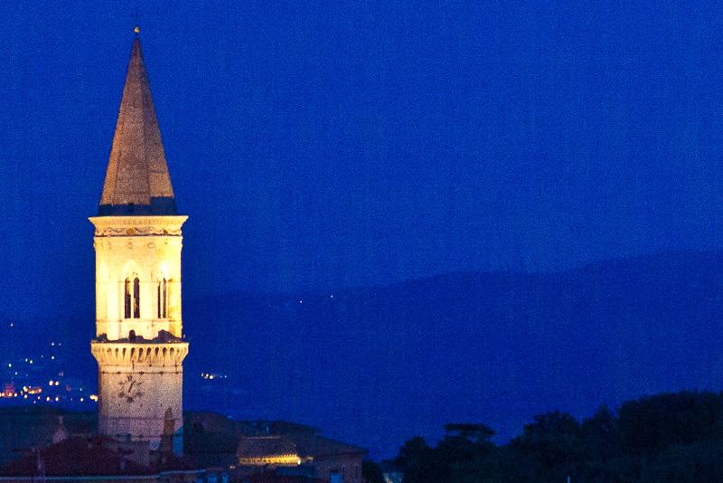 Campanile della basilica di San Pietro