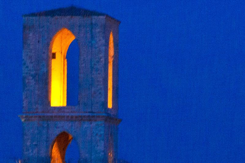 Il campanile della basilica di San Domenico