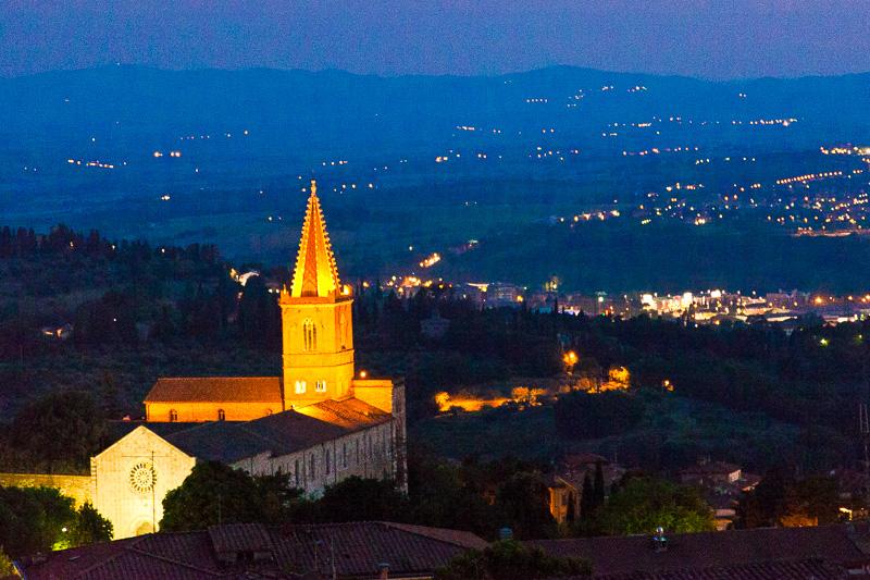 La basilica di Santa Giuliana