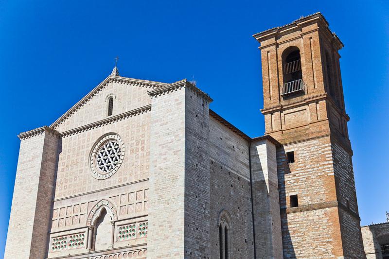 La chiesa sconsacrata di San Francesco al Prato