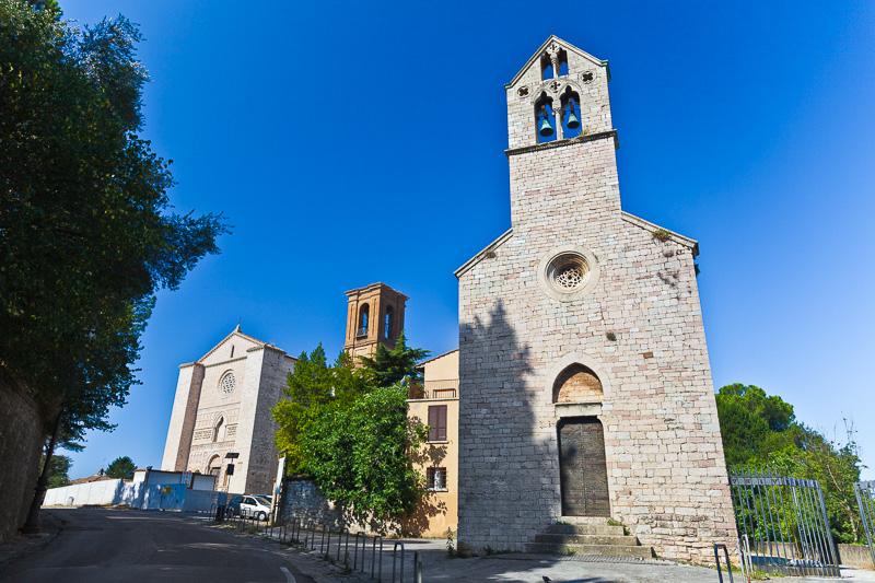 La chiesa di San Matteo in Campo d'Orto