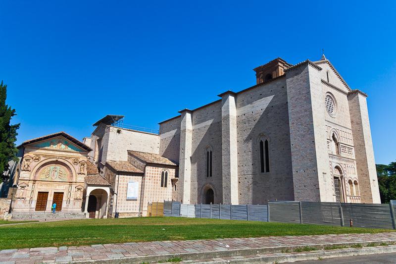 L'oratorio di San Bernardino