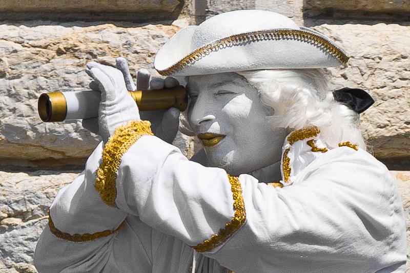 Maschera di Cristoforo Colombo