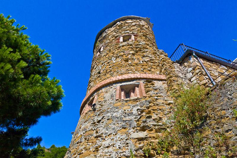 La torre del Castellazzo di Cerricò