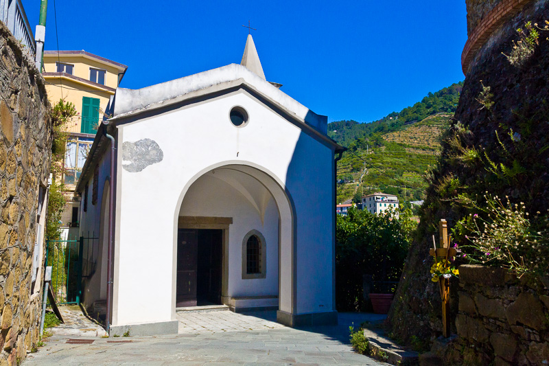 L'oratorio San Rocco