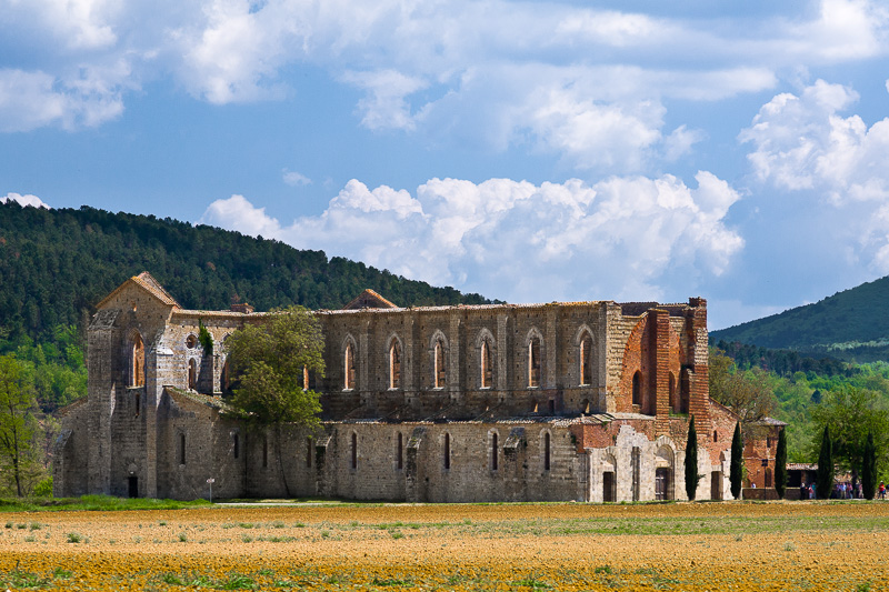 L'abbazia cistercense