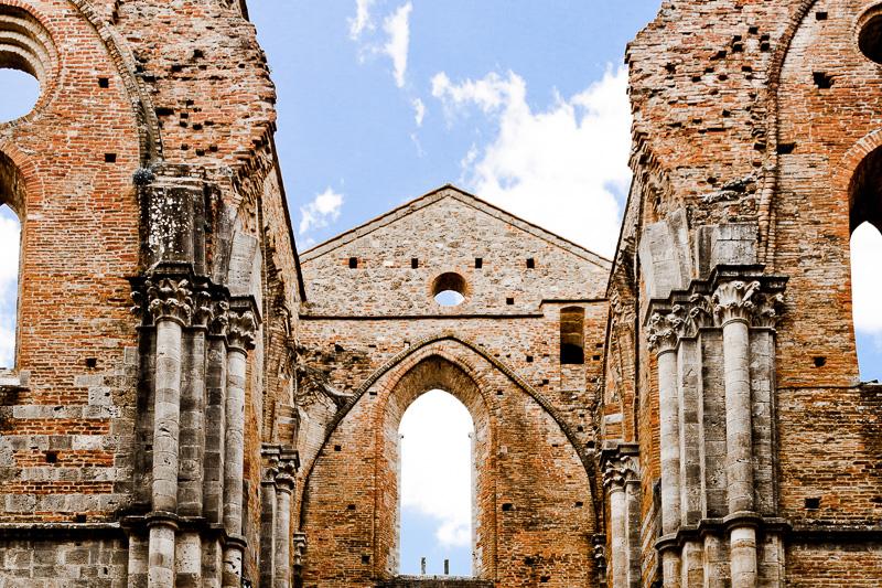 Abbazia Di San Galgano Si 32 Paesaggio Italiano