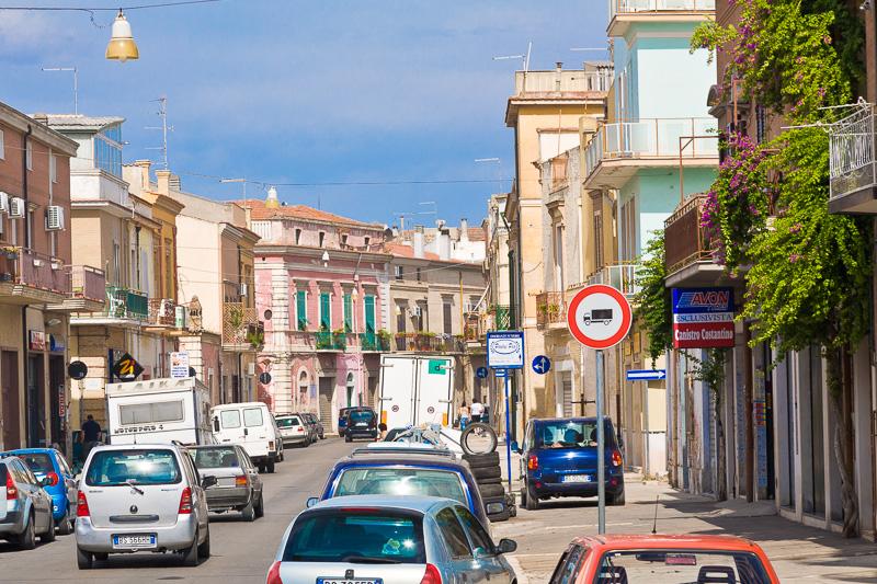 Via Belmonte