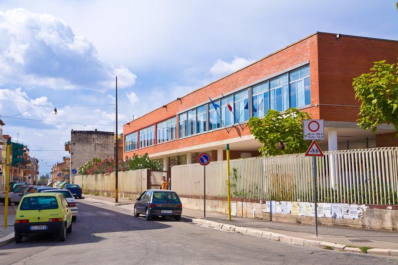 """Scuola media statale unificata """"M. Zannotti e Giovanni XXIII"""""""
