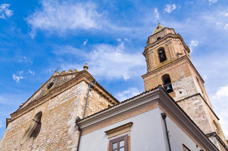 Chiesa matrice e arcipretale di San Severino Abate