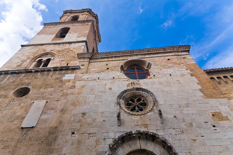 La chiesa di San Severino Abate