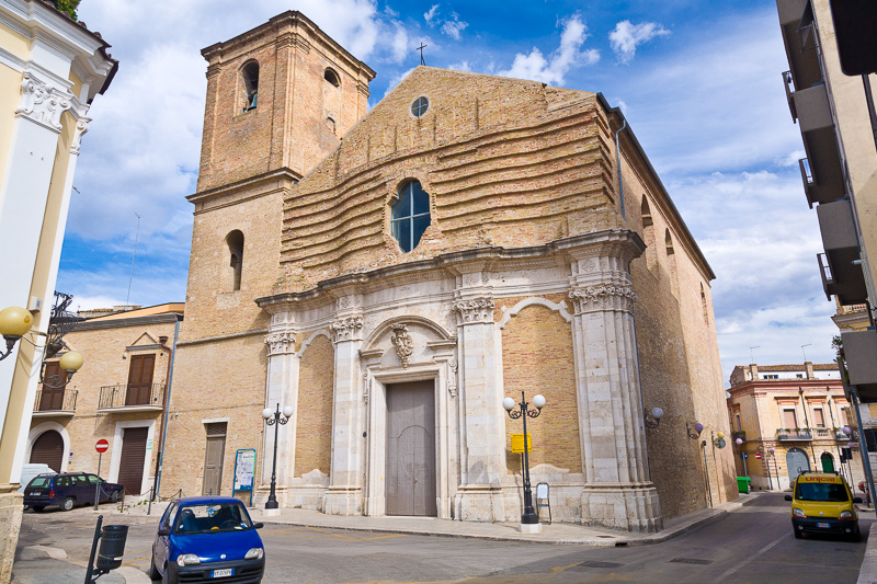 La chiesa Arcipretale di San Nicola