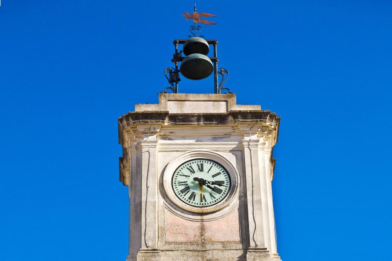 Orologio del palazzo del Comune