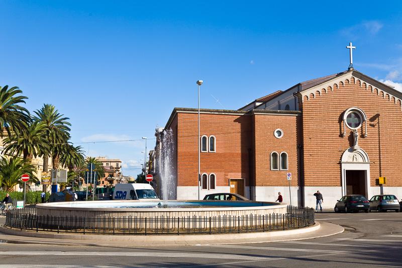 La parrocchia Maria Santissima delle Grazie