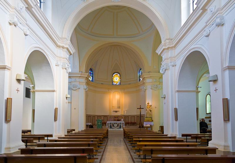 La parrocchia della Madonna delle Grazie