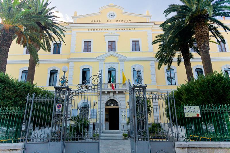 """Casa di Riposo """"Concetta Masselli"""""""