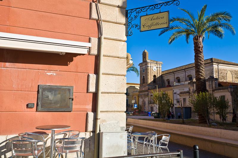 Antica Caffetteria di piazza Nicola Tondi