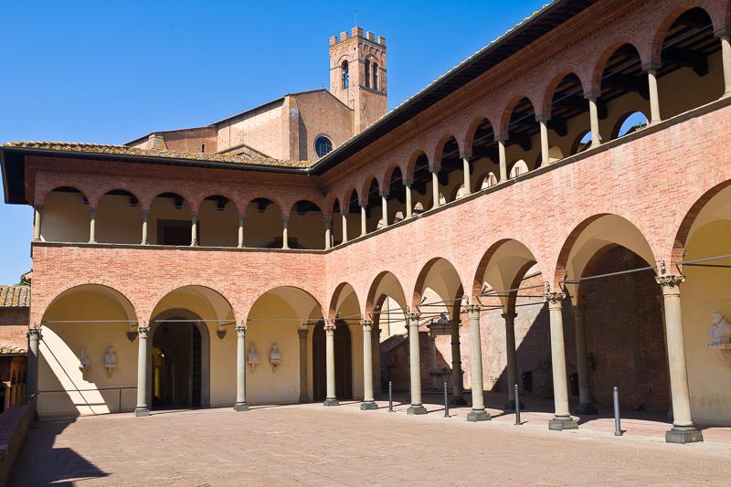 Il santuario di Santa Caterina