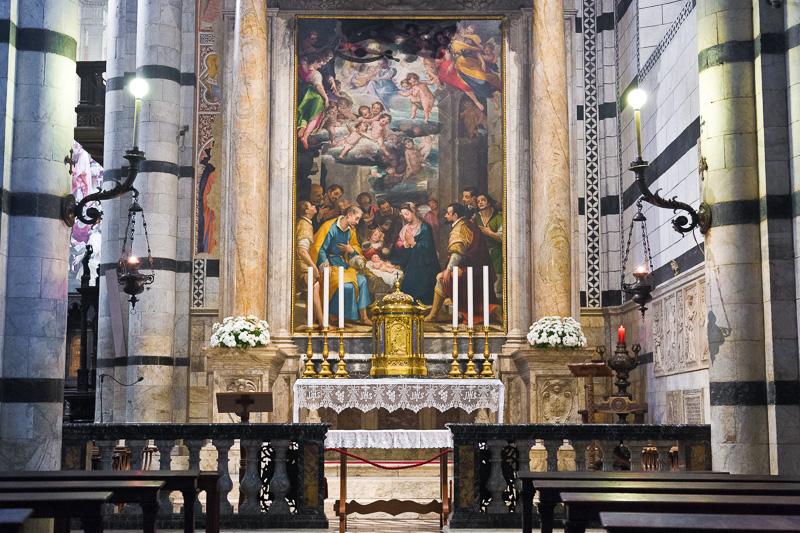 Cappella del Santissimo Sacramento