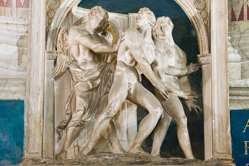 Piccolo gruppo scultoreo
