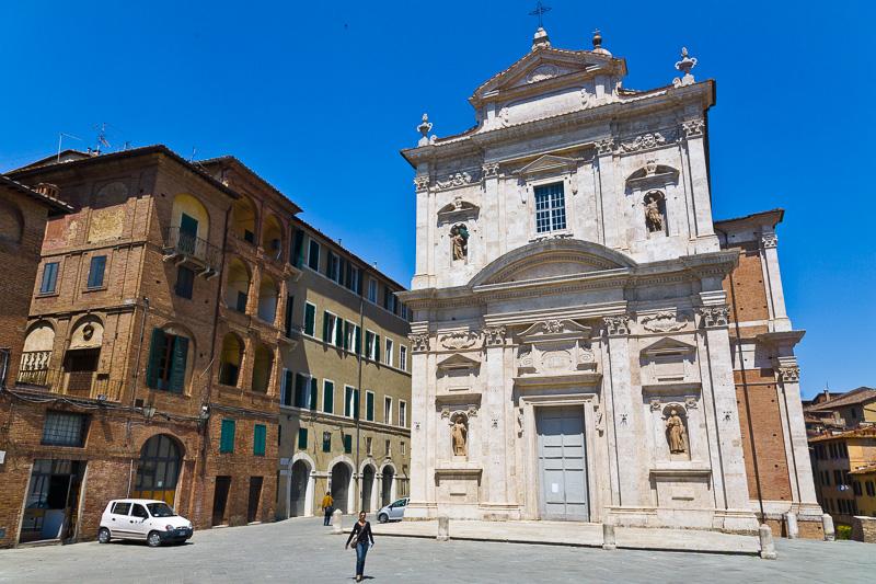 La chiesa di Santa Maria di Provenzano