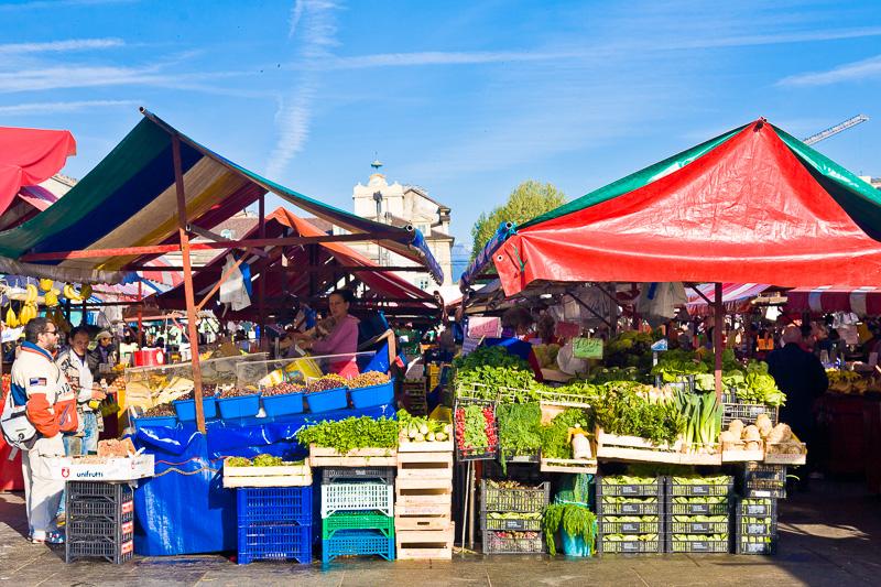 Il mercato di Porta Palazzo