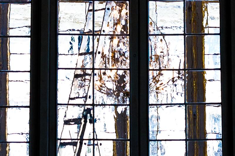 I riflessi di una finestra