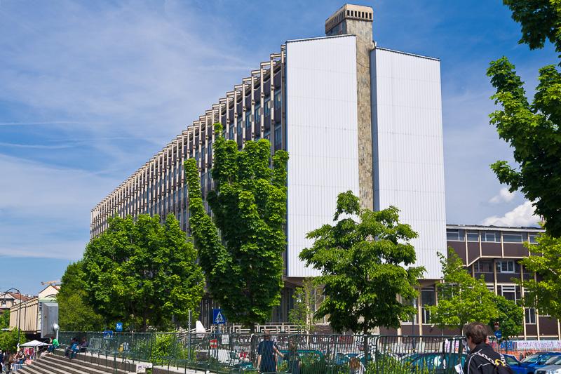 Palazzo Nuovo, Università degli Studi