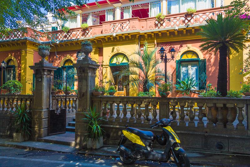 L'Hotel Villa Antica
