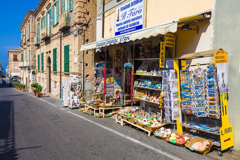 Via Pietro Ruffo di Calabria