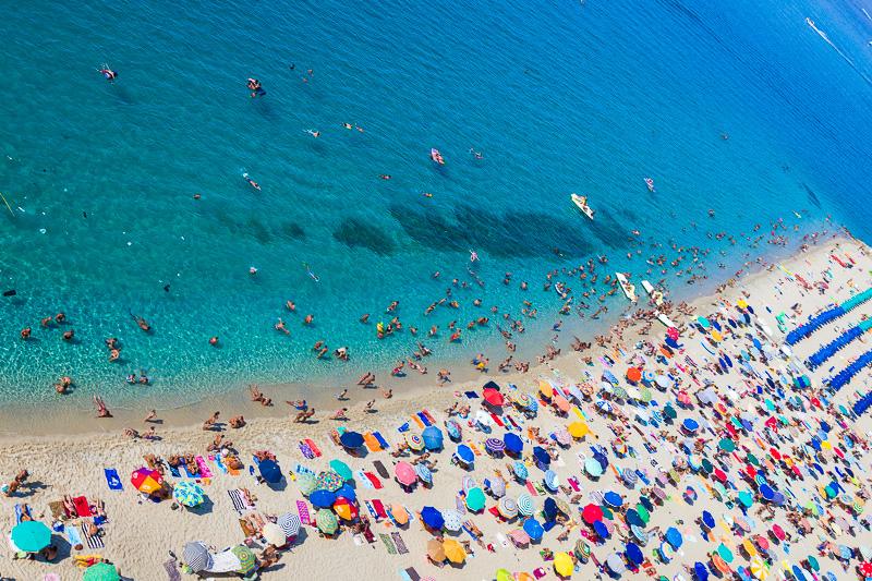La spiaggia di San Leonardo