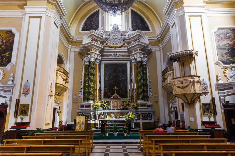 La chiesa dei Gesuiti