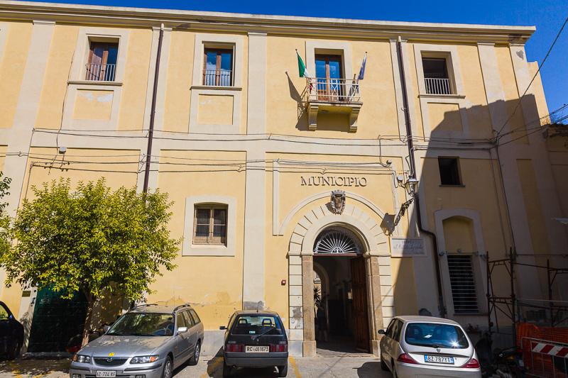 Palazzo Sant'Anna sede del Municipio