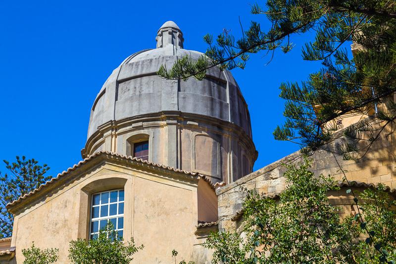 La cupola della cattedrale