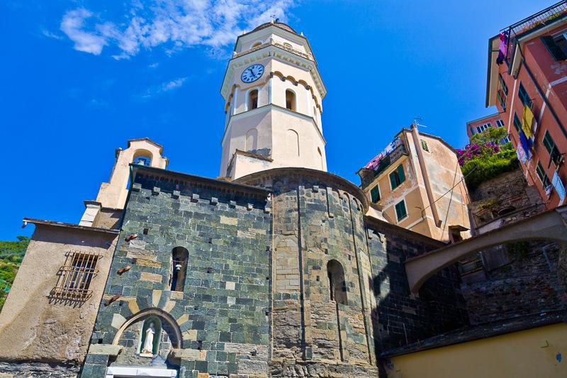 La chiesa di Santa Margherita d'Antiochia
