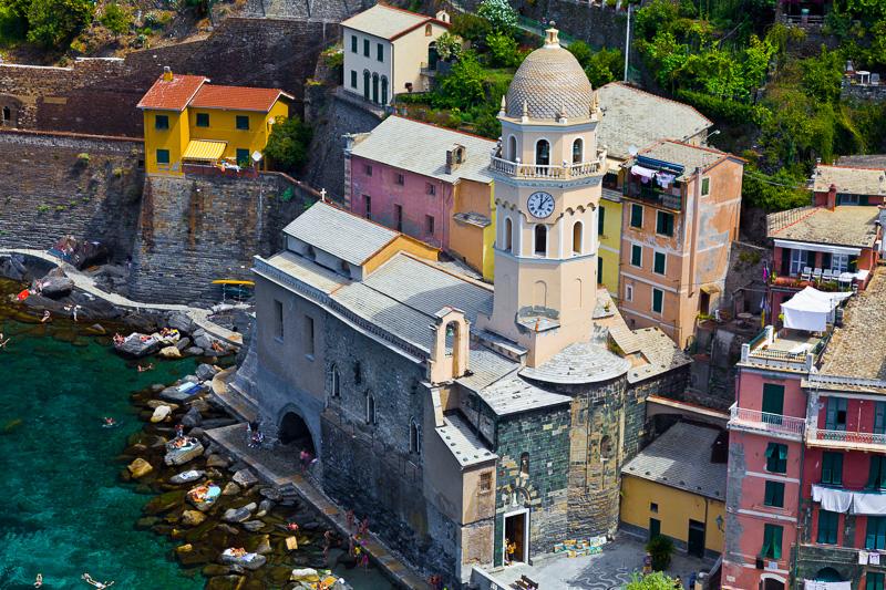La chiesa parrocchiale di Santa Margherita