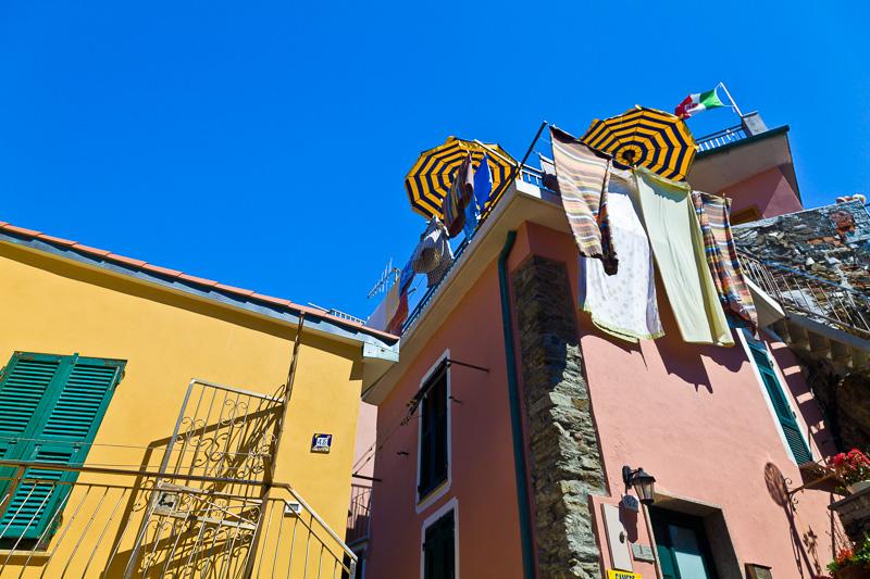 Gli appartamenti di via Carattino