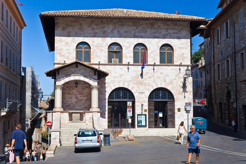 L'ex Palazzo delle Poste