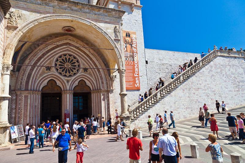 Basilica inferiore di San Francesco