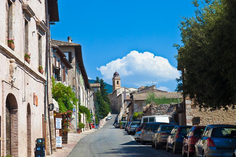 Via Borgo San Pietro