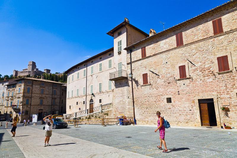 Casa natale di Santa Chiara