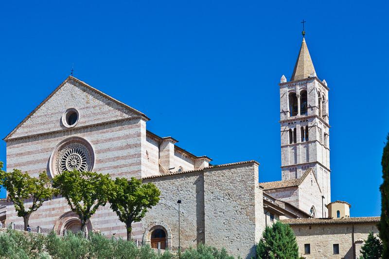 asilica di Santa Chiara