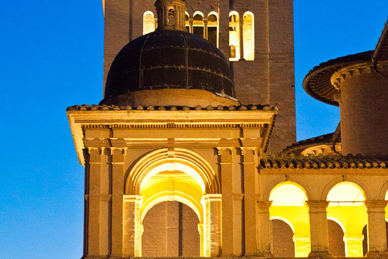 Il campanile della Basilica di San Francesco