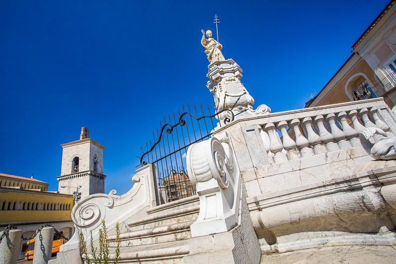 La fontana delle Catene
