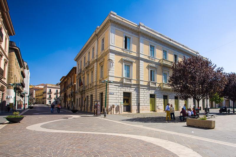 Palazzo Dell'Aquila Bosco Lucarelli