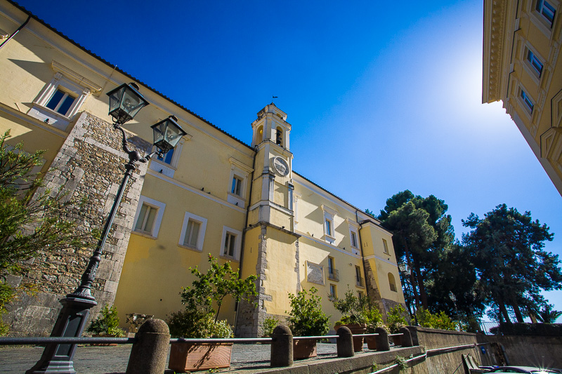 Il palazzo dei Governatori pontifici