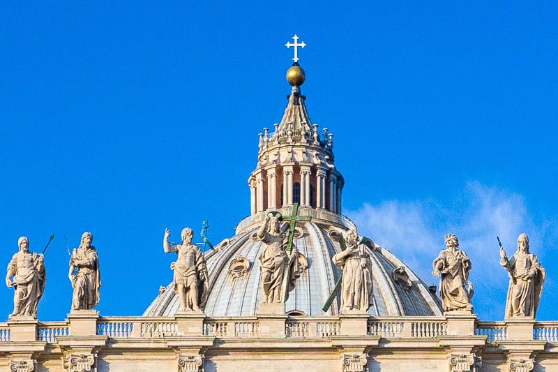 Cupola della Basilica di San Pietro