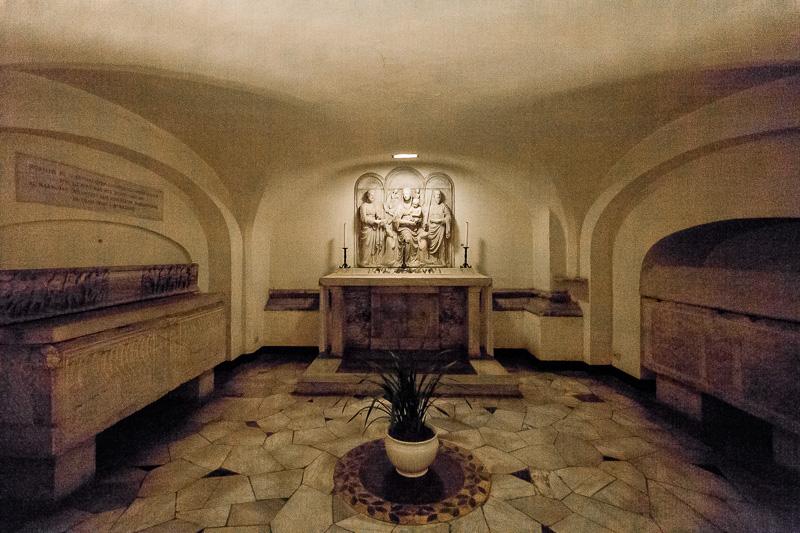 Cappella della Madonna di San Pietro nelle Grotte Vaticane