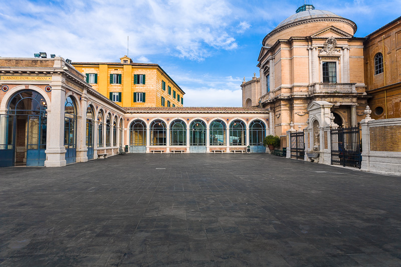 Palazzo Vaticano