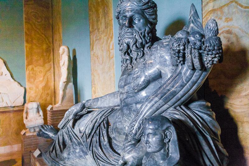 Dio Nilo nei Musei Vaticani